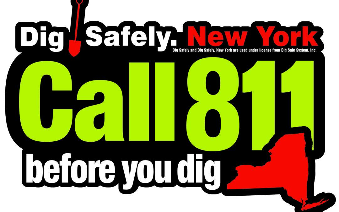 Upcoming Dig Safely Workshop